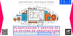 UP | PLANIFICACIÓN Y GESTIÓN DE LA OFICINA DE ARQUITECTURA  La Facultad de Arquitectura de la Universidad de Palermo invita a un encuentro introductorio e informativo para interiorizarse en los contenidos del curso de posgrado Planificación y gestión de la oficina de arquitectura.  Martes 28 de marzo de 2017 a partir de las 19 horas.  Actividad libre y gratuita, requiere inscripción previa.  Más info: http://ly.cpau.org/2mQU3Xo  #AgendaCPAU #RecomendadoARQ
