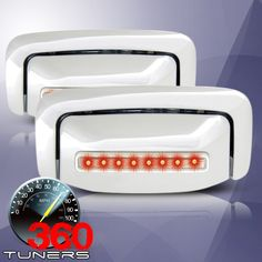 LED Liftgate Handle