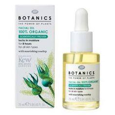 Botanics Organic Facial Oil - 1.0 oz : Target