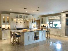 Luxury Kitchen Ideas with Warmth Interior Pictures