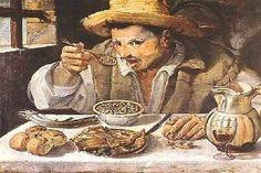 Cucina toscana, Le origini della cucina toscana