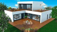 Superb Booa Maison Crepi Roof6