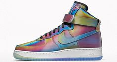 Adding to the highlights of Nike s sneaker offerings for the upcoming NBA  All-Star Weekend is a special edition option for the Air Force 1 on NIKEiD. cc5978971