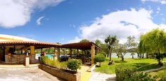 Holiday Apartment in Gouvia Corfu Pool Bar, Holiday Apartments, Dining Area