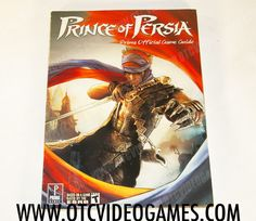 Prince of Persia Strategy Guide