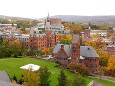 Cornell University, Ithaca New York