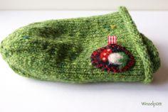 ♥Baby-Mützchen Fliepi-Tweed ♥ von ♥ Winzelpütt auf DaWanda.com