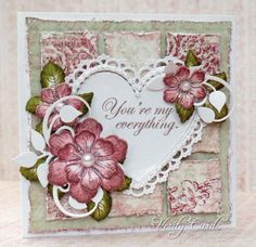 Your my Everything by Veritycards - Cards and Paper Crafts at Splitcoaststampers