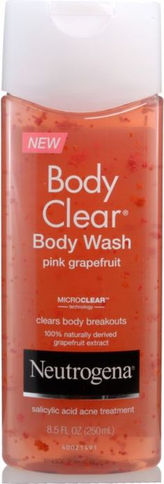 Neutrogena Pink Grapefruit Body Wash Ulta.com - Cosmetics, Fragrance, Salon and Beauty Gifts