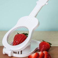 Cortador Para Frutas - Guitar