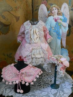 ~~~ Darling French Three Piece BeBe Costume ~~~