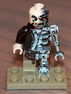 LEGO Terminator - if they did this, It'd be on the wish list
