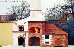 gratare- Brick Bbq, Barbecue, Gardening, Mansions, House Styles, Modern, Outdoor, Garden, Houses