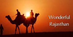 #Rajasthan, the biggest state in India, is not just eminent for its superb fortifications and regal residences in the shape of its royal palaces and majestic forts & fortress. It is equally known for its rich social legacy.  #WonderfulRajasthan