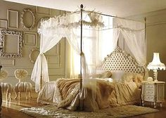 Snow princess themed winter themed bedrooms