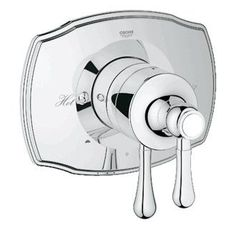 Buy the Grohe 19844EN0 Infinity Brushed Nickel Direct. Shop for the Grohe 19844EN0 Infinity Brushed Nickel GrohSafe 2000 Authentic Dual Function Pressure Balance Shower Trim with Integrated Volume Control and 2-Way Diverter  and save.