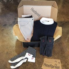 Horse Show Delivery  VSS box service for equestrians everywhere  HOOFPRINT delivers ✔️ We know what you need • We pack what you want This box headed out with @cavalleriatoscana essentials  #horseshow #hoofprint #whereveryougo #everythinghorse #everythingrider #equestrian  Learn more at ValenciaSaddlery.com/Hoofprint