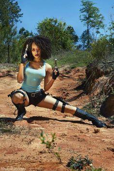 Lara Croft from Tomb Raider Cosplayer: Ashe Cosplay Photographer: Tess Yaney Photography