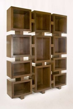 Bookcase By Serge Castella Contemporary Edition | From a unique collection of antique and modern bookcases at https://www.1stdibs.com/furniture/storage-case-pieces/bookcases/