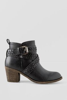 XOXO, Luka Ankle Boot $58.00