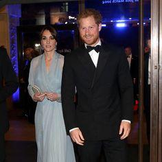 Prinz Harry begleitet seinen Bruder und Herzogin Kate oft