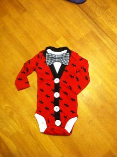 Christmas Outfit Baby Boy - First Christmas Outfit Boy - Vest and ...