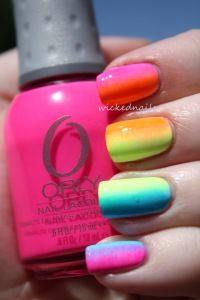 Skittle Gradient with Feel the Vibe