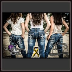 P 4:13 Melinda Bootcut Jeans