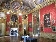 Turin Palazzo Madama, Italy