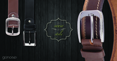 Crafted with perfection, Noise Belts #mens #accessories #gonoise
