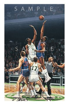 Jumpball by Bill Purdom