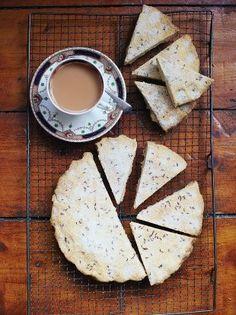 Scottish shortbread | Jamie Oliver