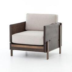 Living Room | Woodrow Armchair - Bennett Moon | UWES-074