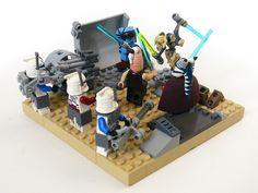 Battle Of Hypori, By Oky - Star Wars MOC Index - Gallery - Eurobricks Forums