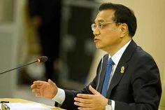 China cuts 2016 growth target to percent': Li - Business - Dunya News International Business News, Dunya News