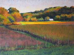 Marianna McDonald Evening Gold Owen Co., KY. I know Marianna and she is a wonderful person, artist, and teacher.