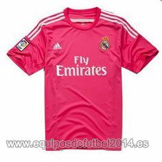Tercera equipacion del Real Madrid 2014 - 2015 baratas Real Madrid 2014, France Football, Football Kits, Soccer, Sports, Mens Tops, T Shirt, Athletes, Hobbies