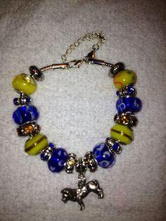 Foley High Bracelet - $25