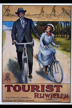 #Vintage #Amsterdam #Bicycle
