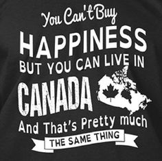 Happy Canada Day Because we're all proud of our country, aren't we? Canadian Things, I Am Canadian, Canadian Girls, Canadian History, Canada Quotes, Canada Memes, Canada Funny, All About Canada, Meanwhile In Canada
