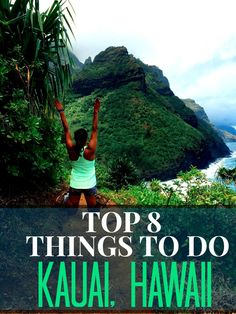 A full list of the best things to do and see while visiting the beautiful island of Kauai. You won't want to miss out on this fab list by Topaz