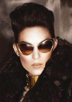 Tom Ford sunglasses 2013. 'cat' eyecatcher of 2013