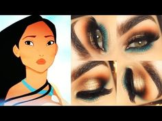 Even tho I can't understand what she is saying, her makeup tutorials r amazing!!