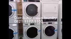 DISTRIBUTOR MESIN LAUNDRY