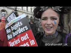 """""""Low Information"""": Video Shows Incredibly Stupid Anti-Brexit Protester » Alex Jones' Infowars: There's a war on for your mind!"""