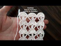 236 Chaleco chal fácil que hace punto de crochet tigish para principiantes. Crochet Motifs, Crochet Borders, Crochet Stitches, Baby Booties Knitting Pattern, Knitting Patterns, Crochet Patterns, Love Crochet, Crochet Lace, Crochet Summer Dresses