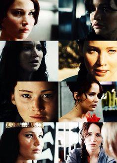 Hunger Games / Catching Fire / Katniss