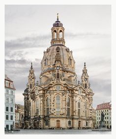 Dresden, Frauenkirche  ARTIST:	Markus Brunetti (b. 1965, German) CREATION YEAR:	2007-2014 PRICE:	Price Upon Request MEDIUM:	Photographic Paper MOVEMENT & STYLE:	Conceptual CONDITION:	Excellent HEIGHT:	5 ft. 10.8 in. (180 cm) WIDTH:	4 ft. 11 in. (150 cm)