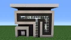 minecraft house tutorial - YouTube