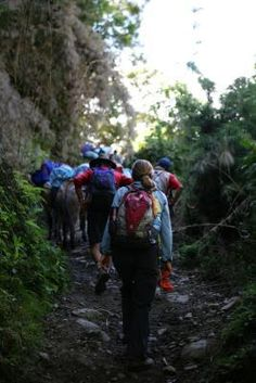 How to Book the Inca Trail - for Galen & my trip to hike to Machu Picchu in a year or two.